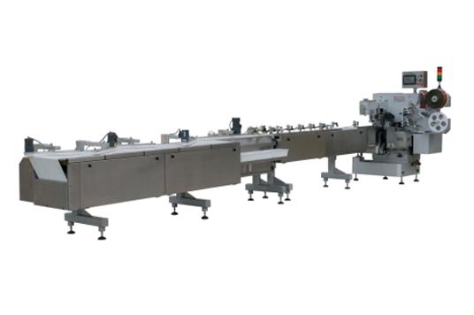 全自动直送理料单扭结包装机