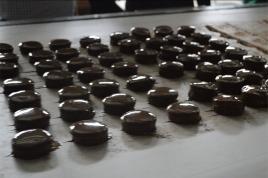 巧克力涂层机