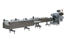 昆山全自动直送理料单扭结包装机